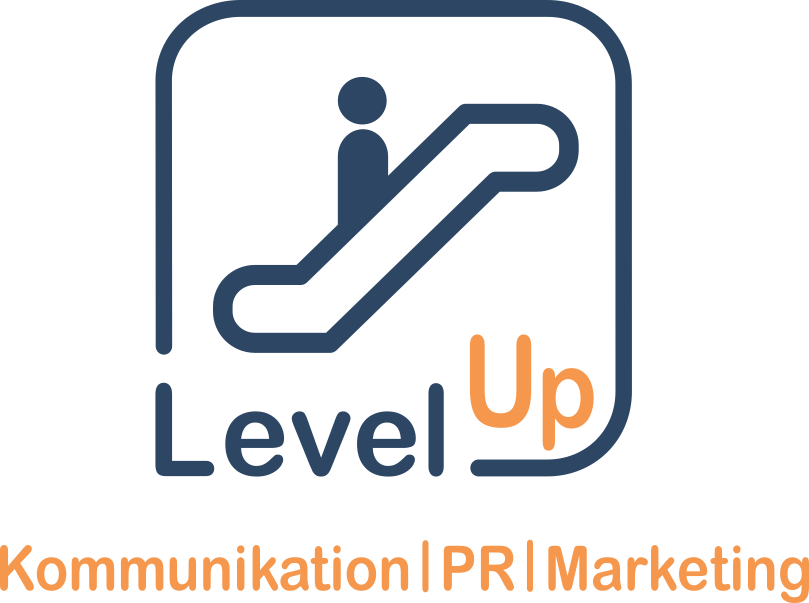 Level Up - Kommunikation | PR | Marketing